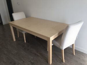 Selling Extendable table