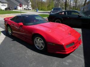 corvette greenwood