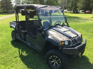 2014 HiSun 700 utv side by side