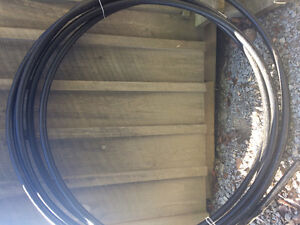 """1"""" pvc pipe about 50' or more. Brand new never used."""