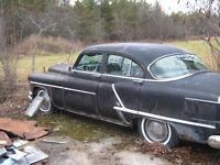 1953 oldsmoblie super 88 4 door