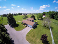 Hobby Farm in Prime Location on 10 Acres-1382 10th Line Innisfil
