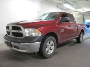 2013 RAM 1500 SXT Quad Cab 4X4 w/Low Mileage!