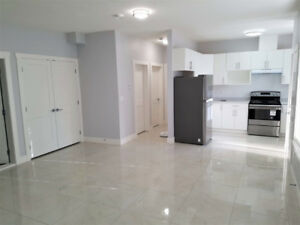 BRAND NEW SPACIOUS 2 BEDROOM + 1 WASHROOM BASEMENT SUITE
