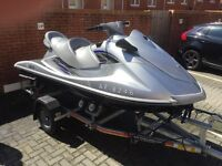2013 Yamaha vx1100 3 seater 180 hours in very good con new sbs trailer can deliver