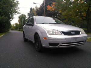 Ford focus 2005 ZX4