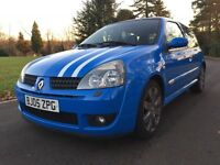 2005 Renault Sport 182 Cup 2.0 - Racing Blue + Upgrades + 12 months MOT
