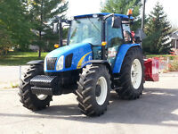 New Holland T5050 2010