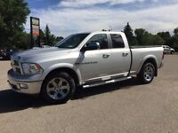 Dodge Laramie 4x4 Excellent Condition Low Km's