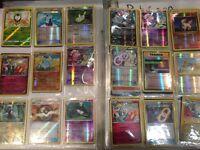 Pokemon cards pikachu card game foil shiny ex GX cards box sets decks folders BUY & SELL