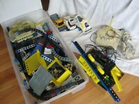 Rokenbok Set (remote control vehicles and construction sets)