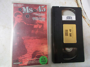 Horror VHS For Sale, List Inside, Some Rare Horror Movies!