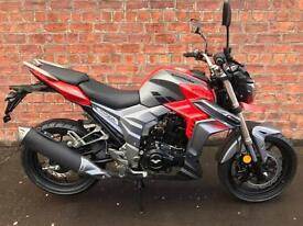 NEW Euro 4 Lexmoto Viper 125 learner legal own this bike for only £10.60 a week