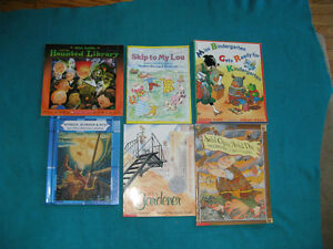 assorted Primary reading Books