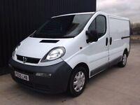 2005 Vauxhall Vivaro Van 1.9 Di 2700 SWB Diesel may px
