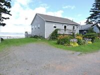 Amazing Ocean Front Cottage or Home with a bonus cottage!!