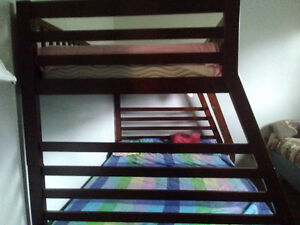 Bunk bed for 900