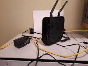 Router sans-fil Belkin wireless