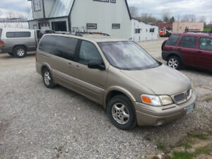 1997 Pontiac Transports complete or parts