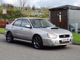2005 Subaru Impreza 2.0 WRX 4dr