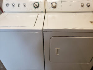 Washer dryer excellent condition whirlpool