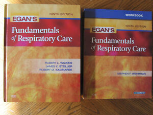 Respiratory Therapy Textbooks (Yr 1) - Fanshawe College