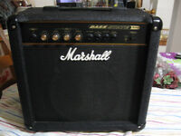 FOR SALE GREAT 30 WATT MARSHALL AMP.