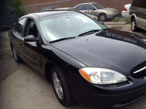 2003 Ford Taurus SE, Good condition, low km. E-tested