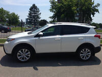 2013 Toyota RAV4 - Limited- Fully Loaded + 1500 Cash Incentive