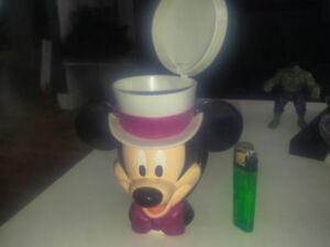 Disney tasse avec couvercle Mickey Mouse