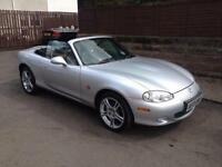 2005 (05) Mazda MX-5 1.8i Sport 2 Door Convertible Petrol Manual