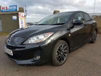 2012 Mazda3 - 1.6TD Venture, £30 ROAD TAX, 1 FORMER KEEPER
