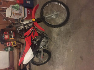 Mint condition CRF100 - best offer