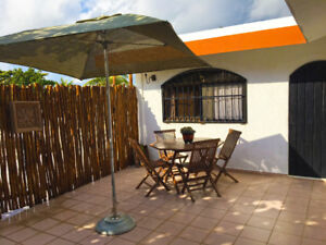 Center Location PUERTO MORELOS ,  1 BR condo