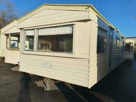Static caravan Delta Santana 28x10 2bed free UK delivery.