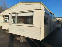 Static caravan Delta Santana 28x10 2bed free UK delivery.