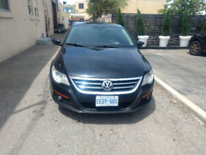 2010 Volkswagen CC - 6 Speed - Fully loaded