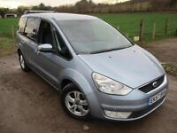 2007 FORD GALAXY ZETEC TDCI * 7 SEATER * 6 SPEED * CLIMATE * MPV DIESEL