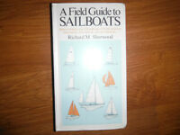 Field Guide to Sailboats of North America by Richard M. Sherwood