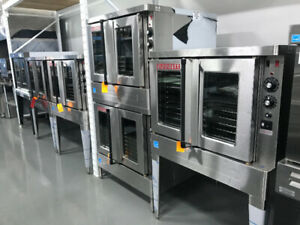 Commercial Baking and Pizza Ovens