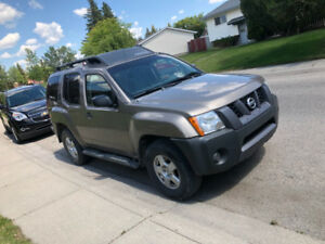 2007 Nissan Xterra Off-Road SUV, Crossover