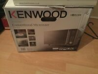 Bosch Steam Generator irons and Kenwood microwave