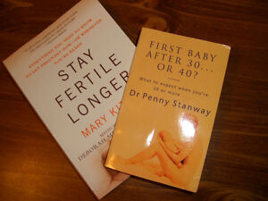 2 Prenatal Books - After 30 Years Old +