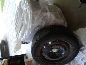 4 pneus hiver - Michelin X-ICE 205/55R16