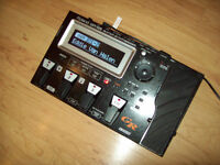 Roland GR-55 Guitar Synthesizer with Roland GK-3 Midi Pickup
