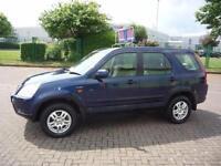 HONDA CR-V 2.0 SE Sport...** £15 Per Week..£O Deposit ** 2003 Petrol Manual