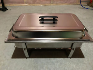 Chafing Dishes !!!