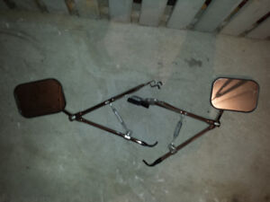 extended tow trailer mirrors