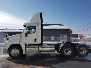 Camion lourd Freightliner Cascadia DECAB