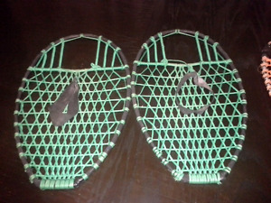 2 Rope Pairs of Snowshoes (Benefits SPCA)